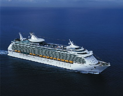 Reportage su Navigator of the Seas