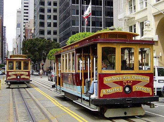 San Francisco - I Cable Cars